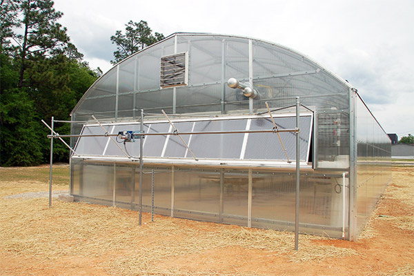 Quonset Greenhouse Education High School Teaching Classroom