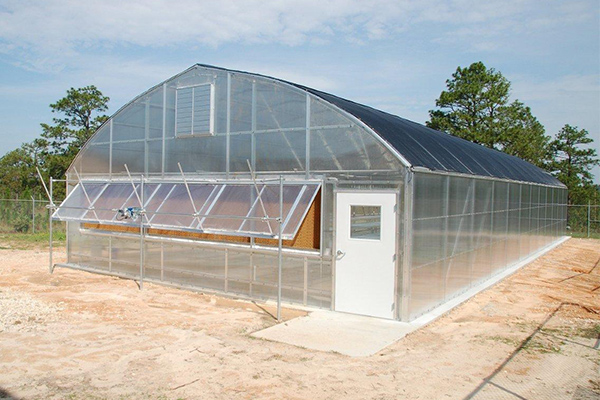 Educational Teaching Greenhouses Classroom Covering