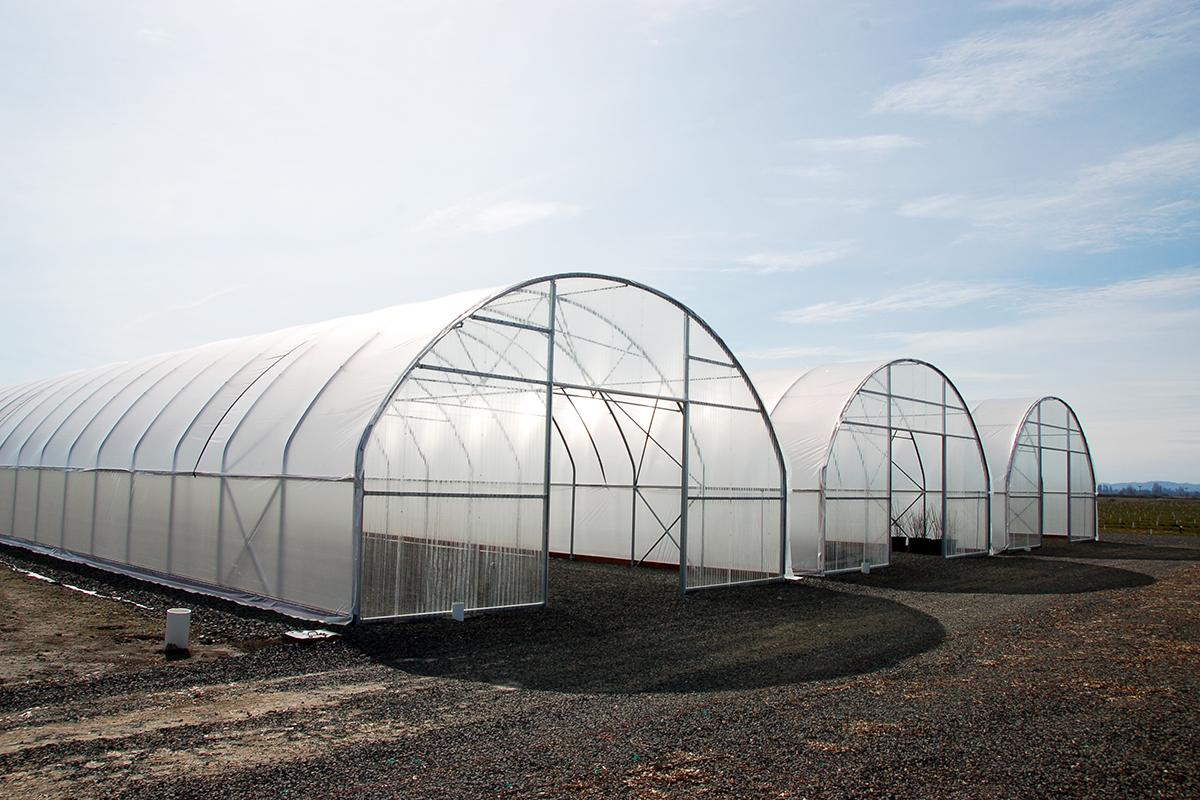 Nursery Greenhouse Cold Frame Hoop House