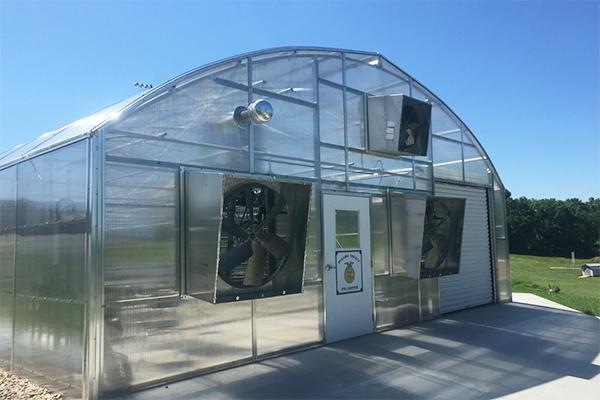 Educational Teaching Greenhouses