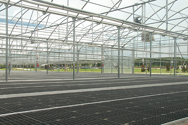 Commercial Quonset Greenhouse 30ft