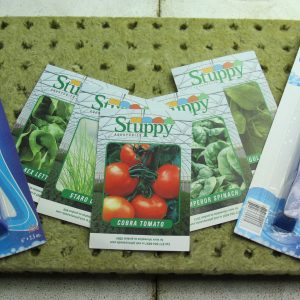 Shop Aquaponic Supplies Refill Rockwool Seeds Air Stones