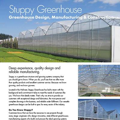 Custom Greenhouses Design Polycarbonate